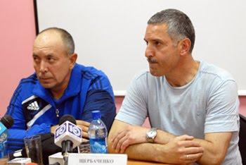 """""""Челябинск"""" - """"Мордовия"""" - пресс-конференция"""