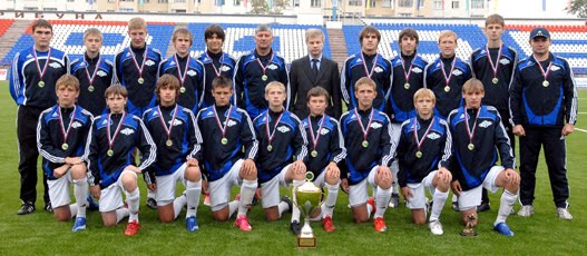 Кубок ПФЛ- юноши 1995 г.р. Саранск