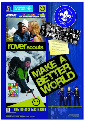 Rover Scouts poster