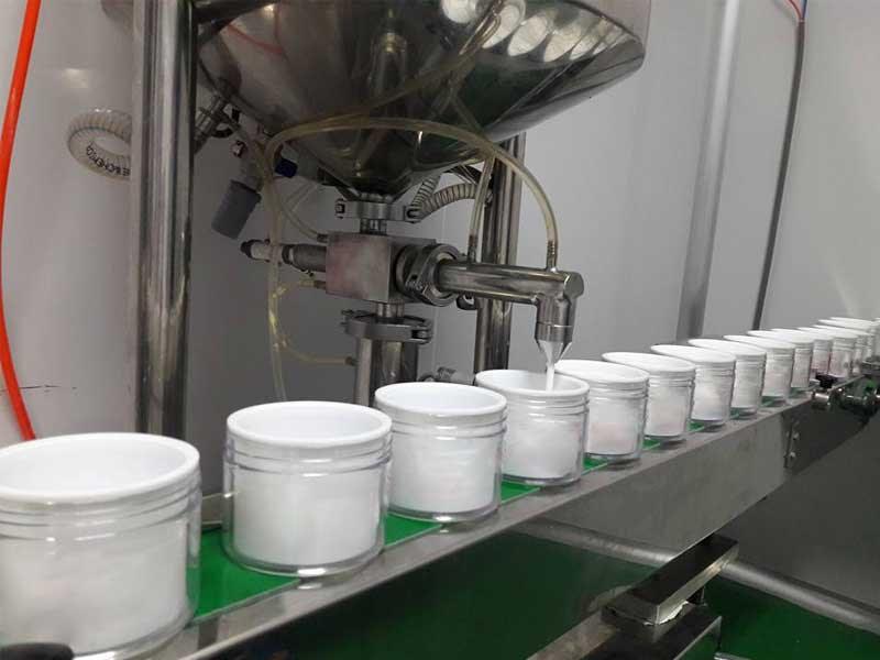 Dây chuyền sản xuất mỹ phẩm