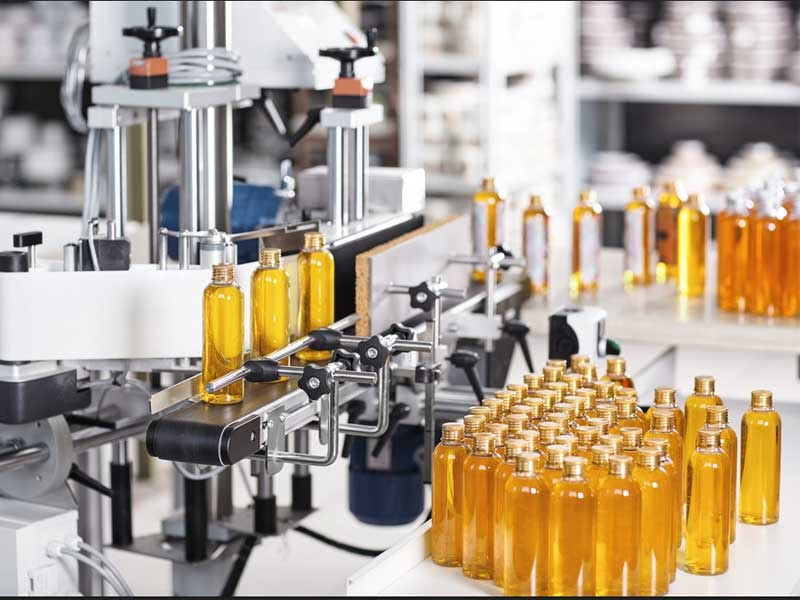 Công ty sản xuất mỹ phẩm tại Việt Nam