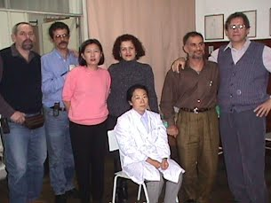 2000 – 8 city teaching tour in Brazil with demonstrations of practicing acupuncture