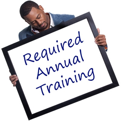 2016 Annual Training
