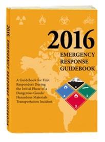 2016 Emergency Response Guide