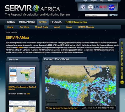 Overview of SERVIR Resources   MyCOE / SERVIR