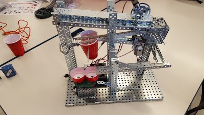 Vex Marble Sorter Principles Of Engineering