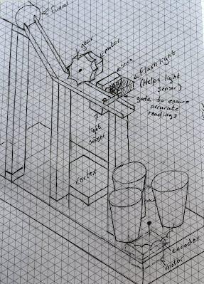 Vex Marble Sorter Principles Of Engineering