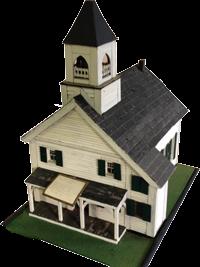 Boxboro Church Model