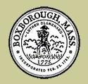 Boxborough Town Seal