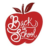 Back To School Apple