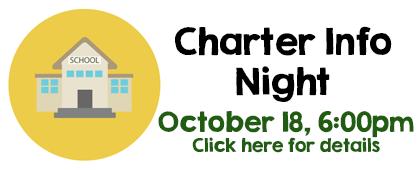 Charter Information Night October 18, 2017