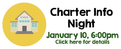 Charter Info Night January 10th, 2018
