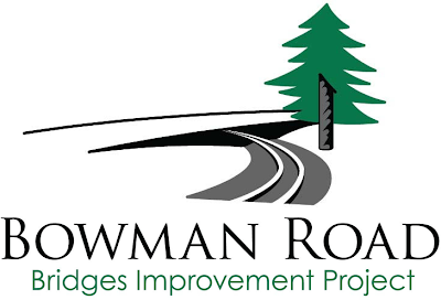 Bowman Road Bridges Improvement Project logo