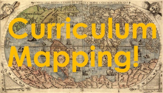 Curriculum Mapping 101   AHS