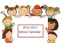 Our School Calendar
