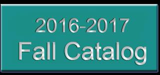 Parent U 2016 Fall Catalog