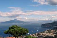"""Zeilen in """"Golfo di Napoli"""""""