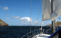 Happy Crew Sailing Trip Ireland - Dursey Sound