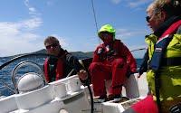 HAppy Crew Sailing Trip Ireland