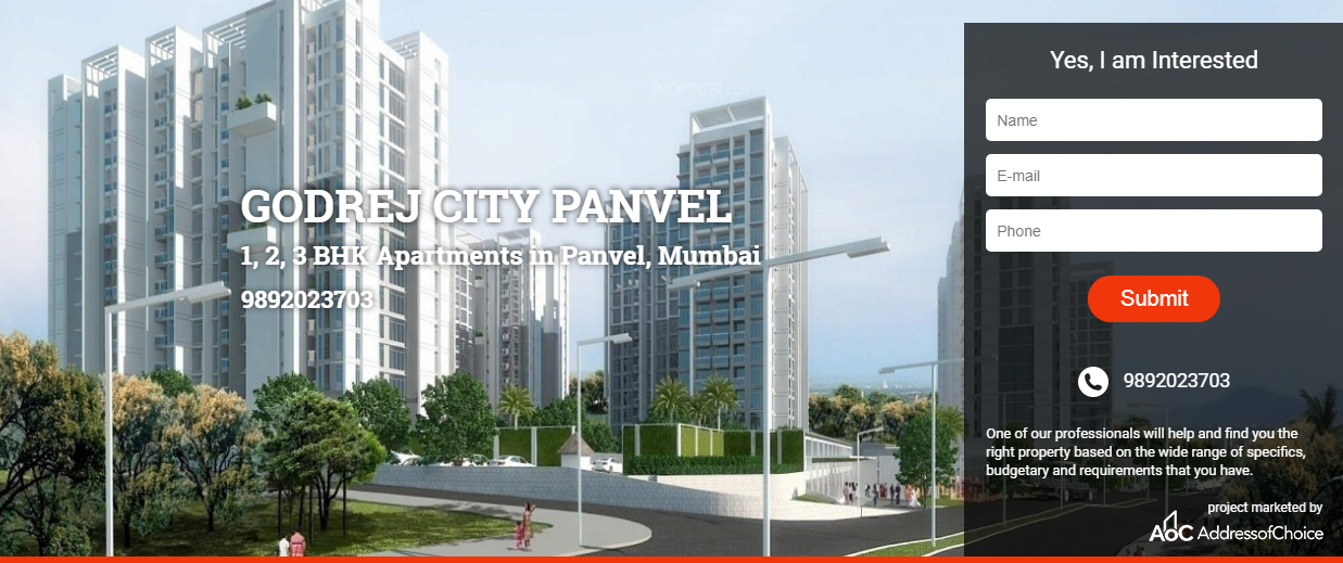 Is godrej city panvel a good investment public private partnership water infrastructure investments