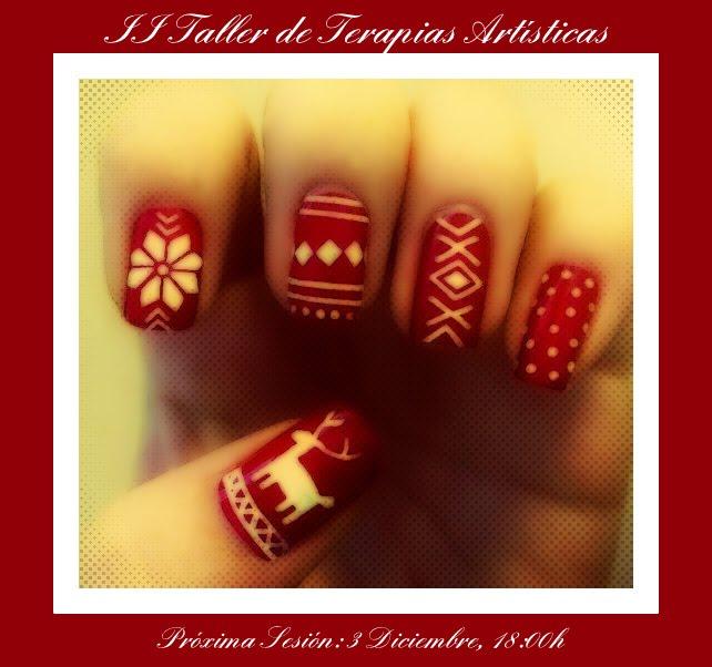 SESION II TALLER TERAPIAS ARTISTICAS 3 DICIEMBRE 2013