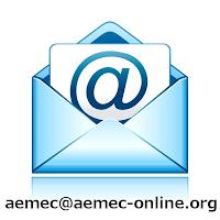 EMAIL DE CONTACTO aemec@aemec-online.org
