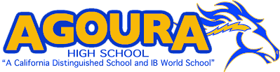 Agoura High School: A California Distinguished School and IB World School