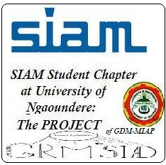SIAM Student Chapter Project at University of Ngaoundere (Cameroon)