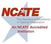 NCATE logo