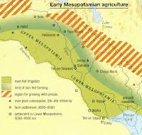 mesopotamia agriculture