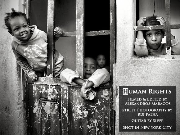 HumanRightsBanner Human Rights short film | photography by Rui Palha