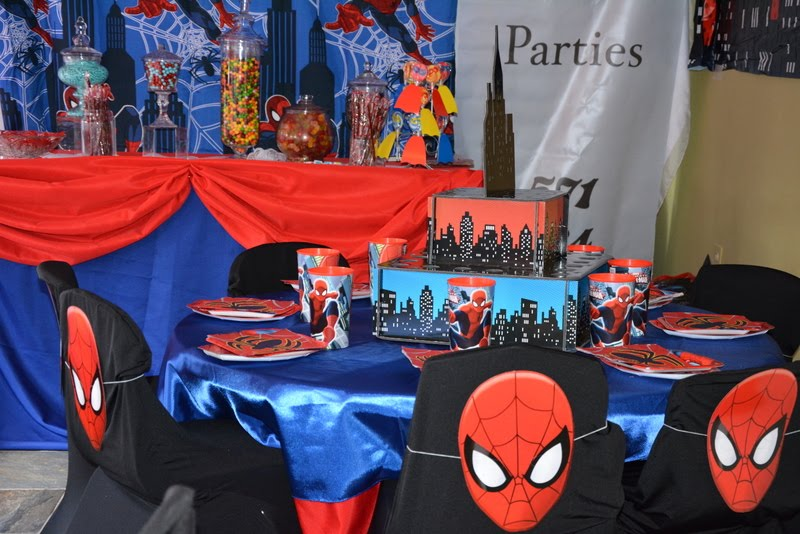 spider man party kids parties 301 407 1045 or 571 364 2377