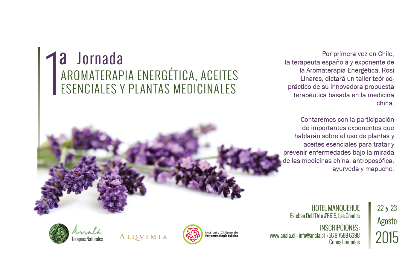 Sitio Jornada Aromaterapia 2015