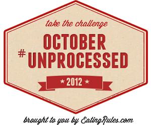 October Unprocessed 2012