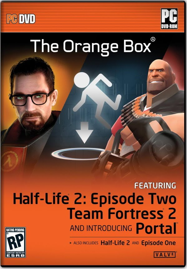 The Orange Box (contains Portal)