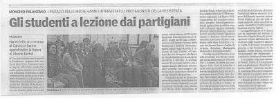 Gazzetta di Parma del 23 gennaio 2013