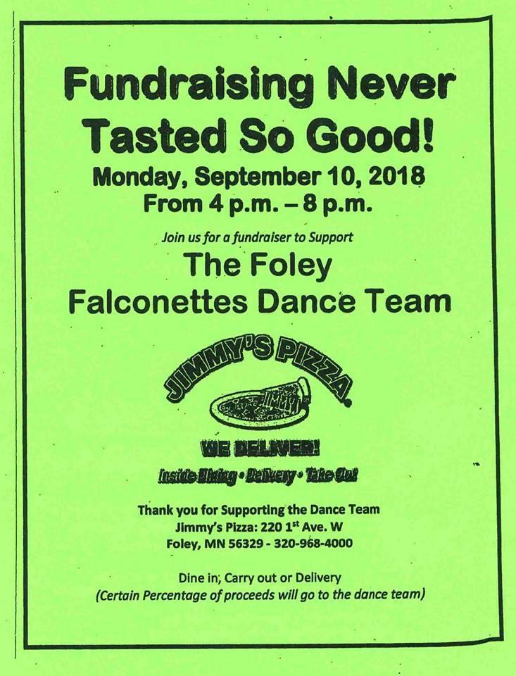 Foley Falcon Dance Fundraiser
