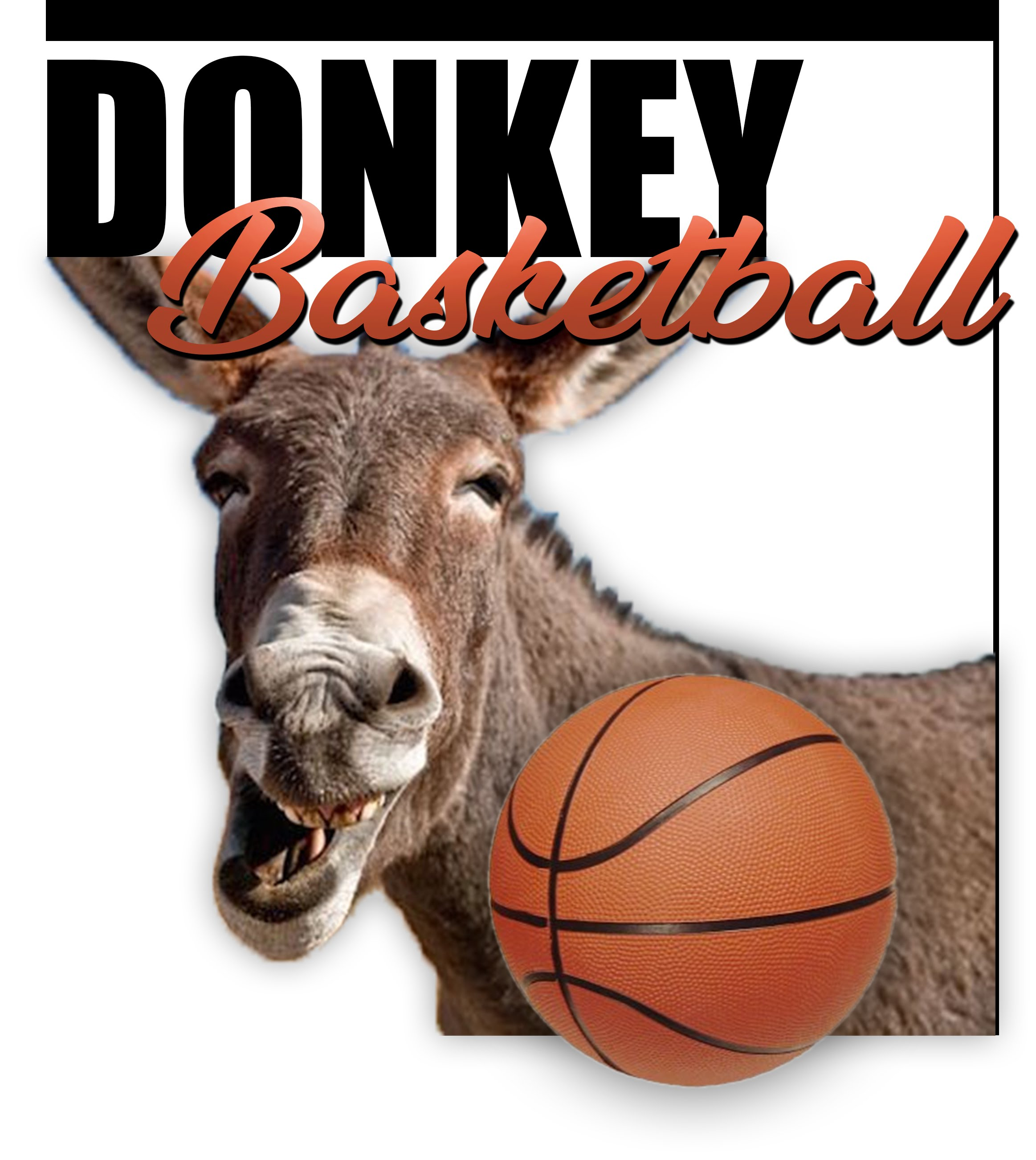 Donkey Basketball is coming to Foley!