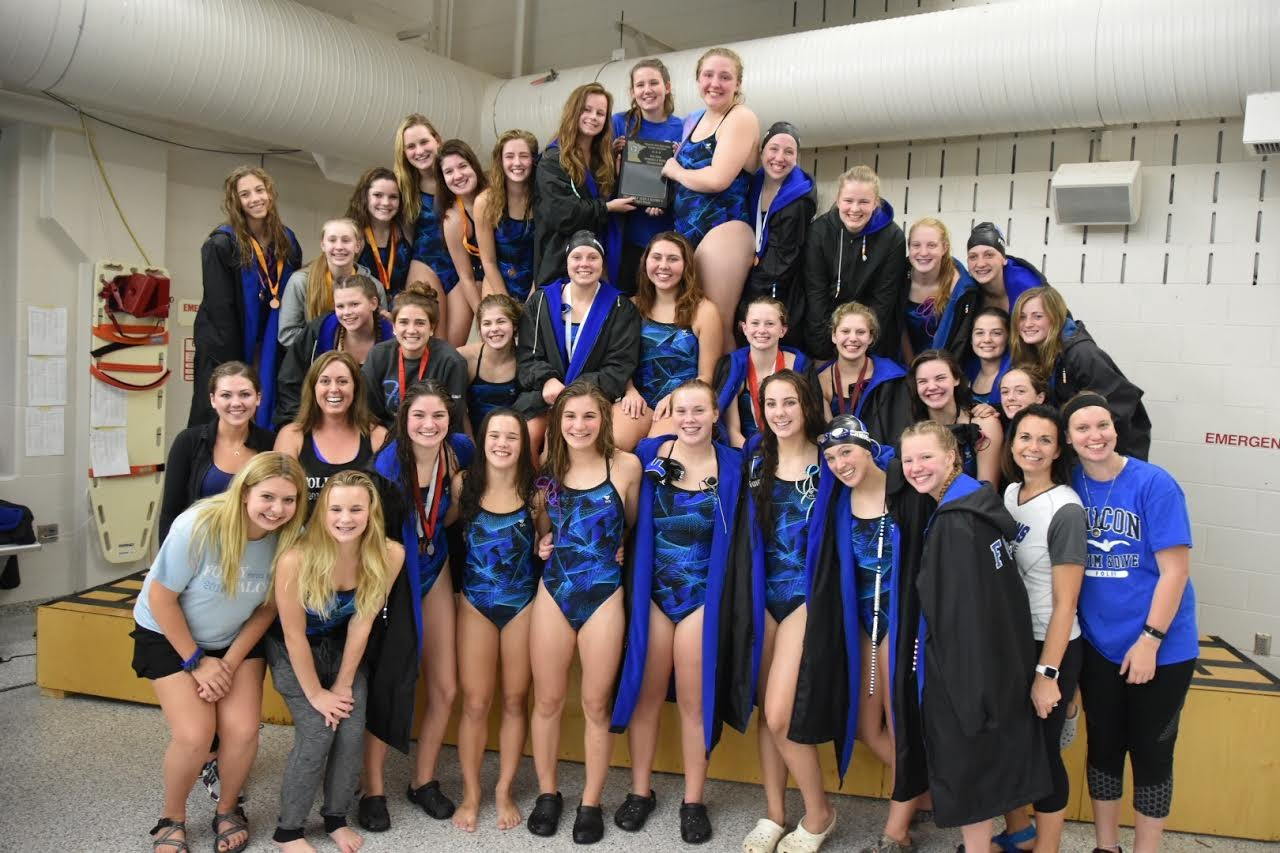 Swim True Team Class A Section 5 Champs