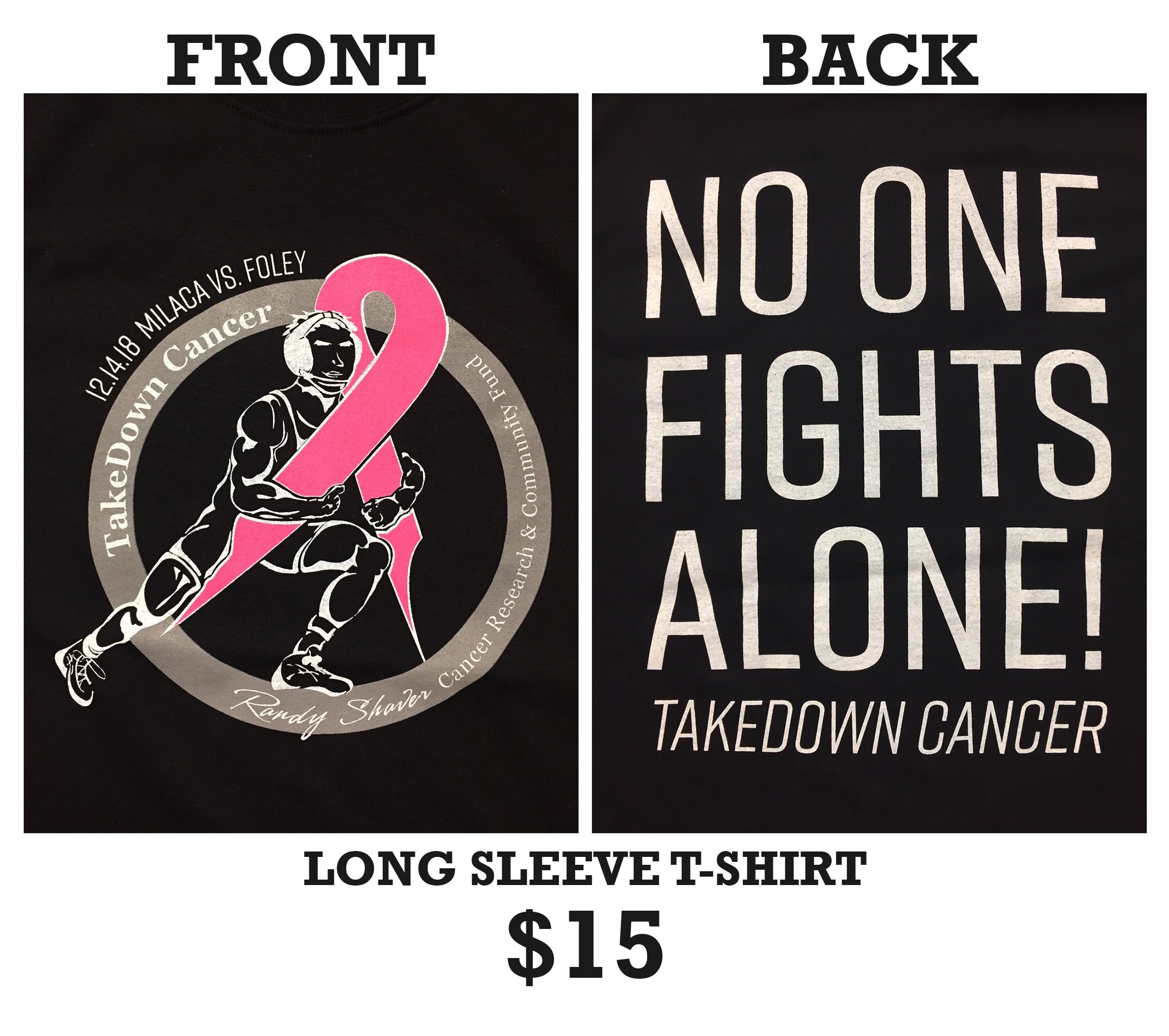 Takedown Cancer T-shirts