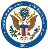 Blue Ribbon Logo 2010
