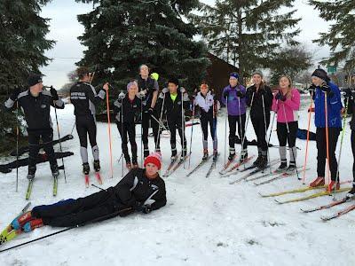 Nordic Skiers 1