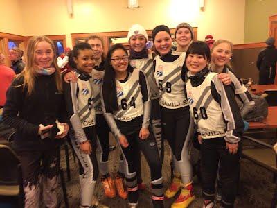 Nordic Skiers 5