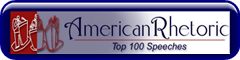 http://www.americanrhetoric.com/newtop100speeches.htm