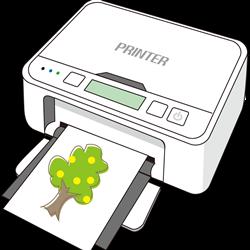 スプレッドシート印刷の縮小とセンタリング