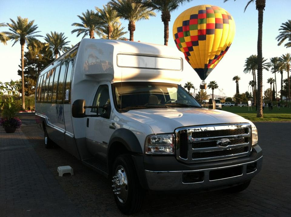 Tour Bus Companies Phoenix