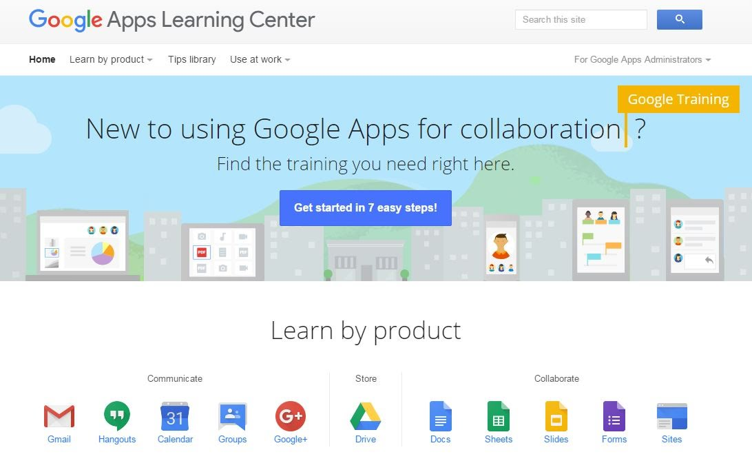 http://learn.googleapps.com/