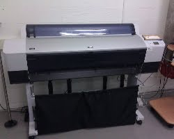 Epson Stylus Pro 9800 - Design Department Tech Resource Site