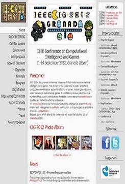 http://geneura.ugr.es/cig2012/
