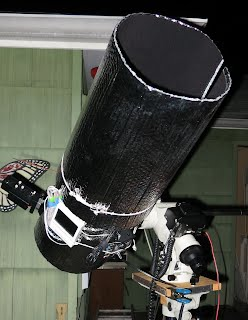 "Celestron 8"" Schmidt Cassegrain with Scope blanket and dew shield"